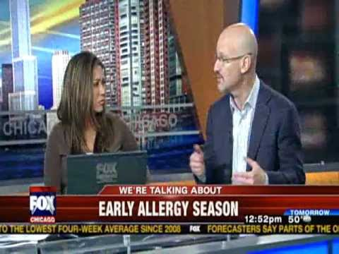 Allergy Treatments & Prevention on MyFoxChicago