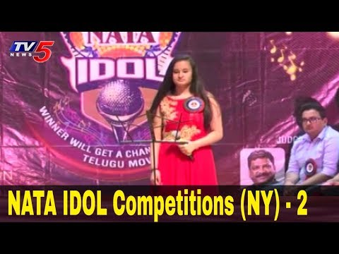 TV5 - NATA IDOL Competitions in New York | USA | Part -2 | TV5 News