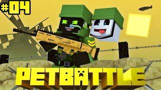 NEUE MAP + NEUER GEIST?! - Minecraft PETBATTLE #4 [Deutsch/HD]