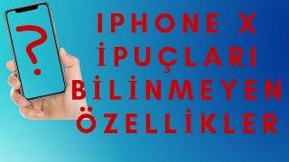iPhone X inceleme. iPhone X Özellikleri ve Bilinmeyen 11 ipucu.