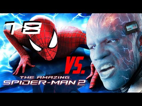 The Amazing Spider-Man 2 - iOS/Android - Walkthrough/Let`s Play - #18 / Second Fight with Electro