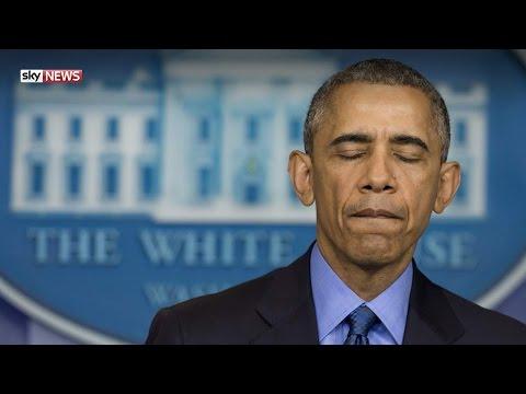 Barack Obama's 'Deep Sorrow' Over Charleston Shooting