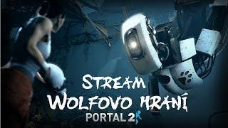 Portal 2 - stream 20.7.2019