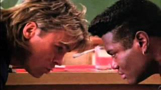 Christopher Judge on MacGyver Haha!