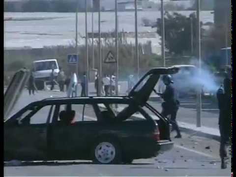 Disturbios en El Ejido. Año 2000 (Video Completo)