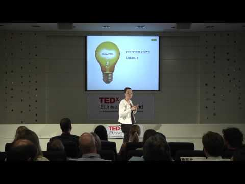 Focusing On Strengths: Eva Katharina Herber at TEDxIEUniversityMadrid