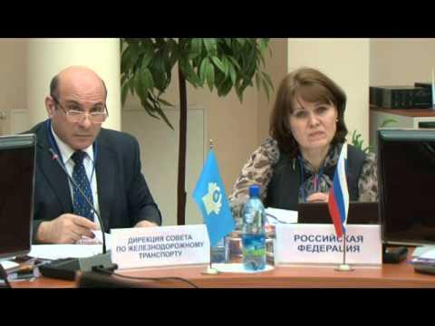 Комиссия по пассажирскому хозяйству совета по железнодорожному транспорту государств-участников Cодружества, 29 февраля–2 марта 2012 года, г. Барановичи