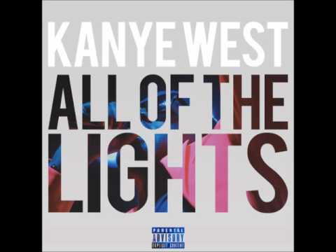 All of the Lights Bass Boost (feat. Rihanna, Kid Cudi, Fergie, John Legend) - Kanye West