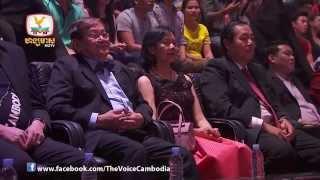 The Voice Cambodia - Final - ដើម្បីថ្ងៃស្អែក - វុត្ថា សីហា សុភ័ក្ត្រ រតនៈ