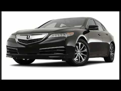 2017 Acura TLX Video