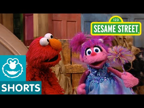 Sesame Street: Abby Cadabby's Wand Magic With Elmo