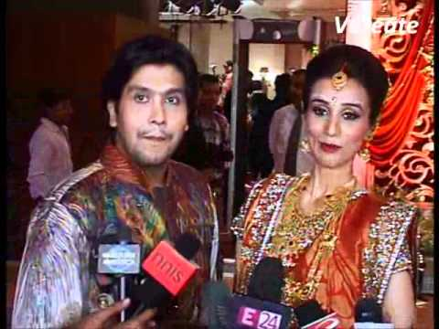 Bappi Lahiri's son Bappa Lahiri and his wife Tanisha marriage party.flv
