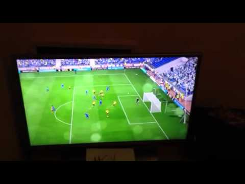 FIFA 15 long free kick #GV #JACKWILSHERE