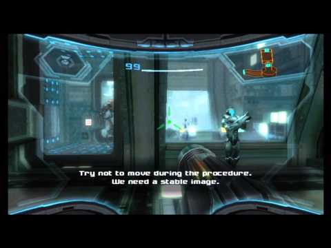 Nintendo Wii U - Metroid Prime 3: Corruption (Upscale Test - Quicklook)