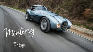 Monterey 2017: 1950 Ferrari 166 MM/212 Export \