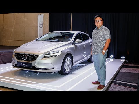 First Look 2017 Volvo V40 In Malaysia Rm180 888