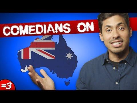 Comedians On: Australia