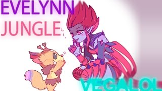 EVELYNN AP LOL JUNGLE Vegalol  League of Legends