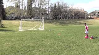 Soccer Shooting Drills For Youth
