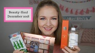 Beauty-Haul Dezember 2018 // Beautybay, Douglas, DM, TKmaxx // annanas beauty