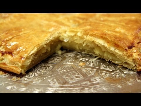 Kings' Pastry / Galette des Rois Homemade Recipe