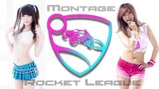 """THE """"MONTAGE""""  -  Rocket League"""