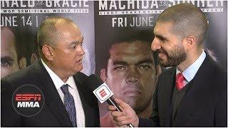 Scott Coker recaps Bellator 222 with Ariel Helwani | ESPN MMA