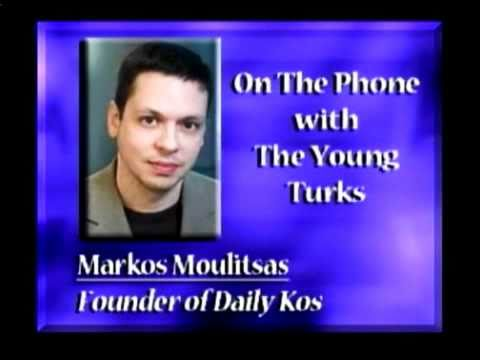 Daily Kos Founder Markos Moulitsas - The American Taliban video