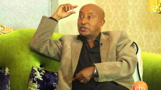 Jossy In Z House Show - Interview With Artist Fikadu T- Mariam - Part 1
