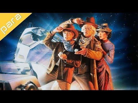 男孩用時光機穿越到19世紀經曆西部大冒險,6分鍾看完《回到未來 第三集》