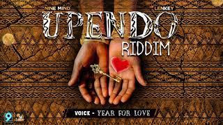 Download Lagu Voice - Year For Love (Upendo Riddim)