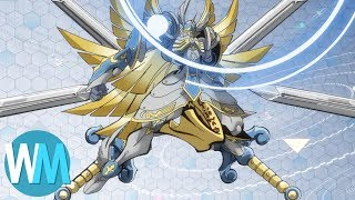 Top 10 Iconic Digimon Digivolution Scenes