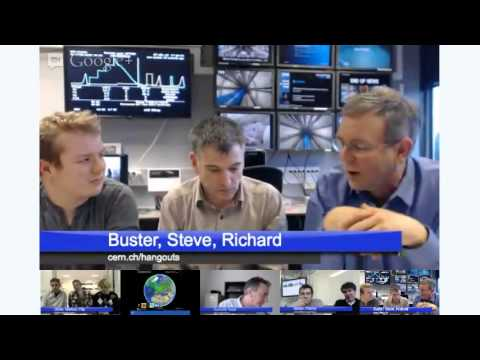 Hangout With CERN: LHC and the Grid - The world is our calculator (S02E03)