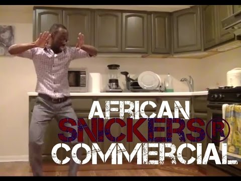 African SNICKERS® Commercial