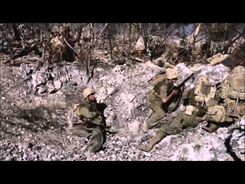 The Pacific-Battle for Peleliu Airfield Part1