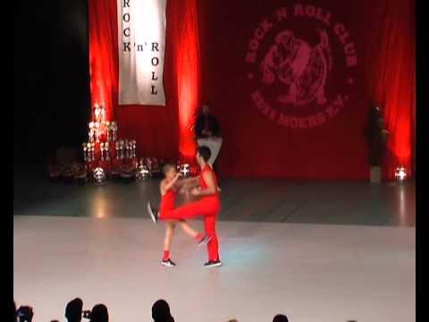 Melanie Franke & Tobias Bludau - Großer Preis von Deutschland 2011