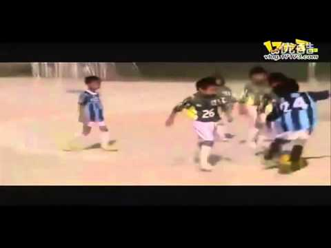 Japanese Messi - The wonder kid