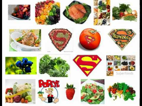 On Superfoods - Prevention is Worth a Pound of Cure