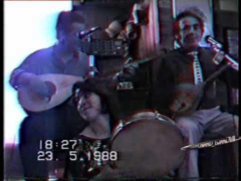 Augustin Ukaj   1988 Zvicer  -St.Gallen-Live