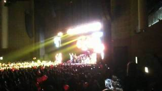 Show de Luan Santana - Credicard Hall 04-06 -Pout Porri Dance