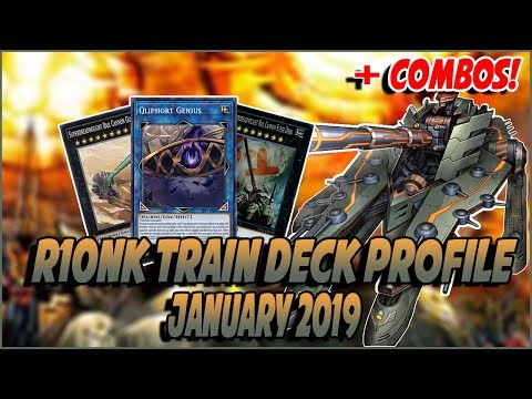 Yu-Gi-Oh! *COMPETITIVE* In-Depth Rank 10 Shaddoll Train Deck Profile! |Post Sister of the Rose!|