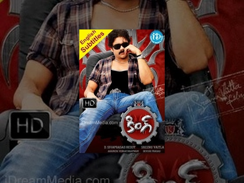 King (2008) - Full Length Telugu Film - Nagarjuna - Trisha -...