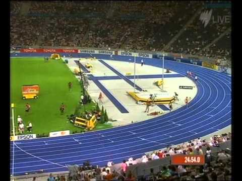 Bekele Outkicks Tadese- Berlin World Championships 2009