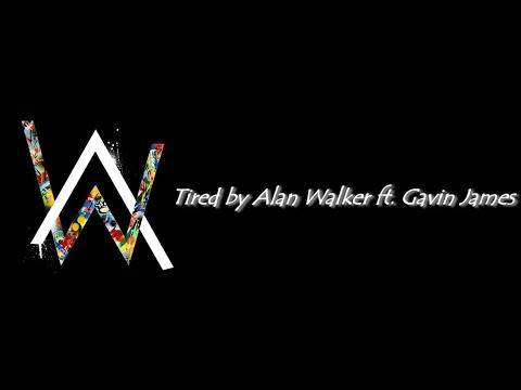 Alan Walker ft Gavin James - Tired MP3