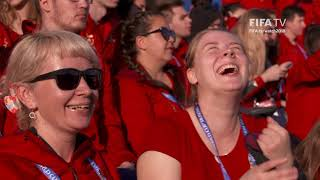 Volunteer Programme at the 2018 FIFA World Cup!