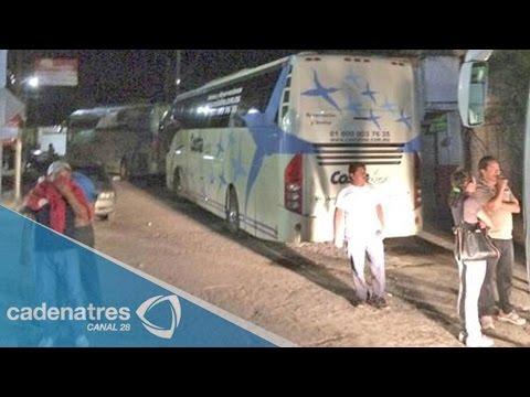 Identifican a estudiantes asesinados en carretera Chilpancingo-Iguala