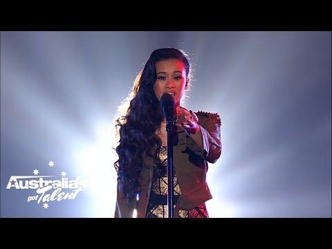 Angel: Halo | Grand Final Performance | Australia's Got Talent 2013