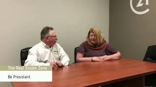 Michelle Smith in the Real Estate Zone