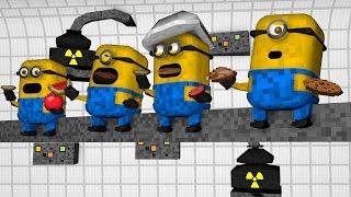 Minecraft | MINIONS MORPH HIDE AND SEEK!