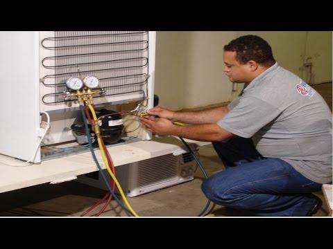 Clique e veja o vídeo Curso Geladeira e Freezer Residenciais - Manutenção do Circuito Frigorígeno